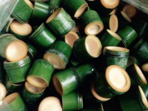 お節料理の竹