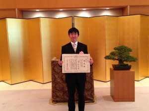 京もの認定工芸士 認定式
