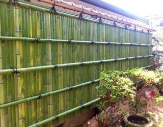 竹垣の費用(価格)