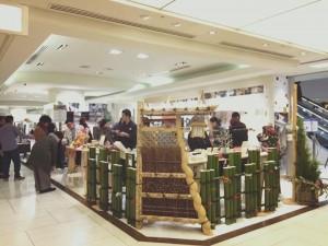 京都伊勢丹3F「コトモノミチ at 京都職人工房」