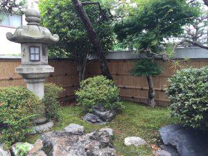 竹垣で心豊かな暮らしを作ります。