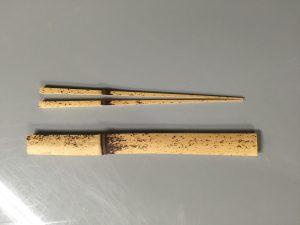 竹のお箸作りワークショップ