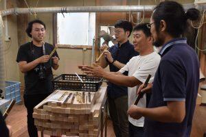 竹のお箸作りワークショップを開催しました!