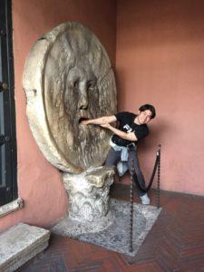 イタリア・ローマ観光