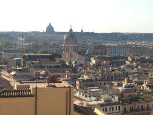 イタリア・ローマでの観光