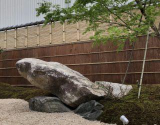 蘇る日本の庭@三重県四日市市・伝七邸