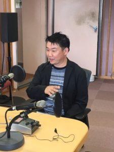 KBS京都ラジオ「女と男と木村のシャバダバ元気!!」