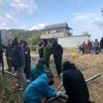 竹垣&竹編みの竹工芸ワークショップにチャレンジ